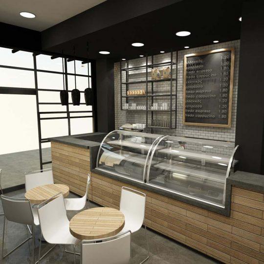 Ανακαίνιση καφετέριας