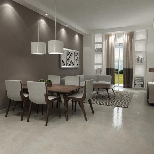 Φωτορεαλιστική απεικόνιση για ανακαίνιση κατοικίας